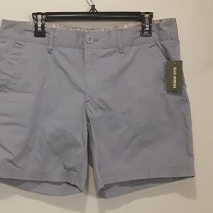 Eddie Bauer Womens Shorts 12 New with Tags